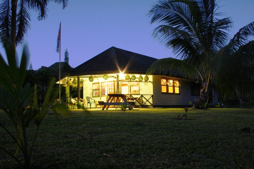 3 Bedroom Family and Friends Bungalow